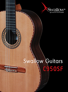 Swallow Guitars C900ce
