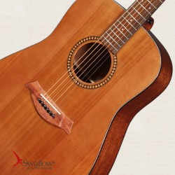 Swallow Acoustic Guitar DM01