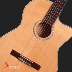 Swallow Classic Guitar C610ce