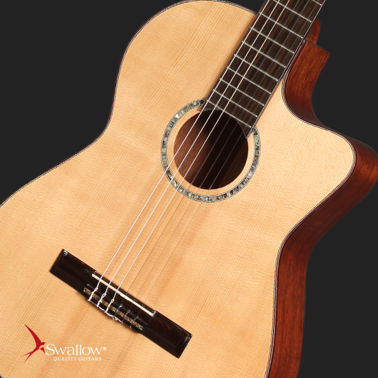 Swallow Classic Guitar CM50ce